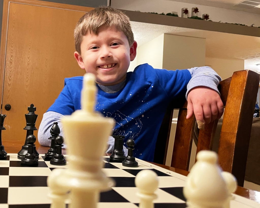 Springfield-Greene County Park Board Chess Club meets monthly at The Discovery Center.